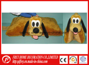 Cute Hot Design Plush Dog Toy Animal Pillow pictures & photos