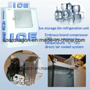 Ice Storage Bin for Bagged Ice Storage pictures & photos