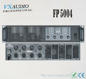 4 Channel Professional Power Amplifier (FP5004) pictures & photos
