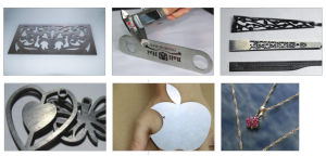 [Glorystar] Small Laser Cutting Machine for Mobile Phone Parts pictures & photos