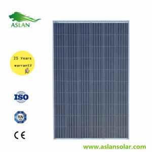 Hot Sale Poly-Crystalline Solar Panel Cost 250W