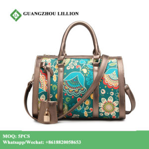 in Stock Low MOQ Available Bag Manufacturer Fashion Leather Handbag
