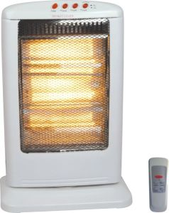 Halogen Heater with Remote Control (NSB-L120A)
