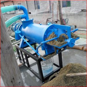 Professional Cow Dung Cleaning Machine Mg-Ad260 for Dewatering