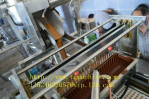 Toffee Candy Depositing Line (PLC controlled) pictures & photos