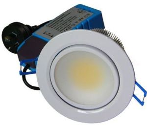 10W Dimmable COB LED Downlight (CE, SAA, C-TICK)