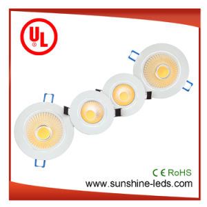 10W Surface Mounted/Recessed COB LED Ceiling/Downlight pictures & photos