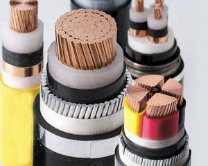 26/35kv Cu/XLPE/Swa/PVC Steel Wire Armoured Copper Electric XLPE Insulation Power Cable pictures & photos
