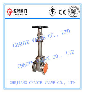 API Bellow Sealed Gate Valve (WZ40H)