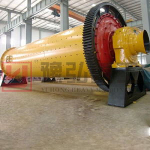 Cement Ball Mill 1830*3000/Gold Mining Machine /Grinder Machine From Yuhong pictures & photos