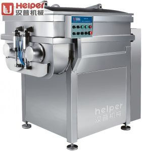 Vacuum Meat and Vegetable Mixing Machine pictures & photos