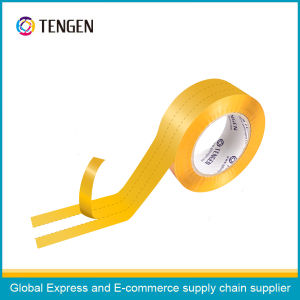 Adhesive Sealing Tape with Easy-Tearing Strip
