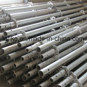 Steel Ringlock Scaffolding System for Construction