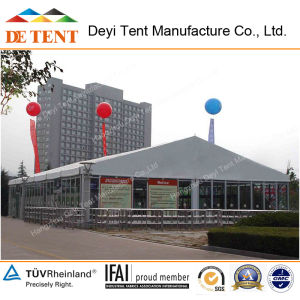 Big Exhibition Tent with ABS Walls or Glass Walls pictures & photos