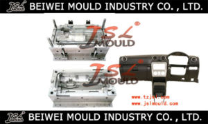 Injection Plastic Auto Instrument Panel Mould pictures & photos
