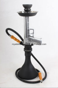 New Design Resin Stem Pistol Gun Shisha Hookah pictures & photos