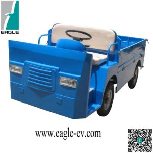 Small Electric Truck, Ce Approved, Cargo Bed, Loading Capacity 800kgs pictures & photos