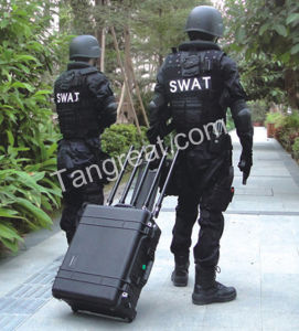 Swat Convoy Portable / Tactical Transportable Bomb Jamming pictures & photos