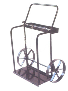 Oxygen Cylinder Cart pictures & photos