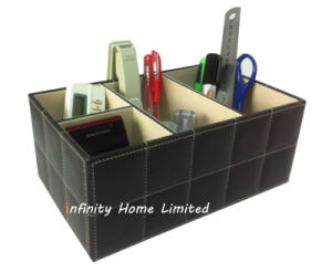 Leather Stationery Sorter