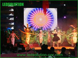 Hot Sale Full Color Outdoor Rental Using LED Screen Display pictures & photos