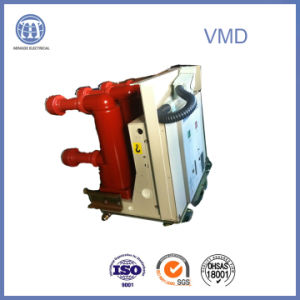 1250A 12kv Triple Pole DC Vmd Vacuum Breaker with Embedded Pole