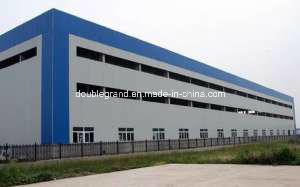Prefab Steel Structure Building for Workshop/Warehouse (SSW-014) pictures & photos