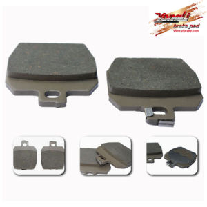 Environmental Motorcycle Brake Pad (YL-F111)