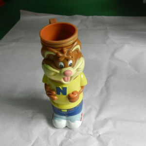 Toy Brush Pot