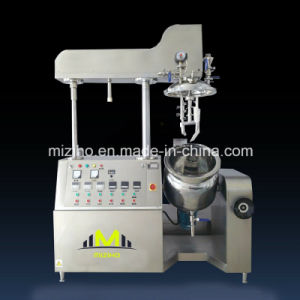 Factory Made 30L Sun Screen Vacuum Emulsifying Mixing Machine pictures & photos