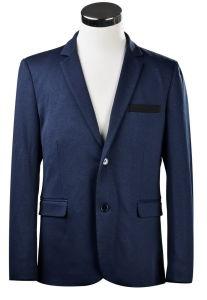 2 Button Navy Blue Colour of Men Suit