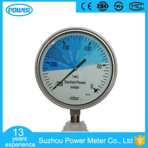 150mm High Quality Full Stainless Steel Vacuum Bellows Pressure Gauge pictures & photos