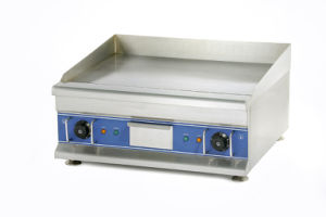 Electric Counter Top Griddle (All Flat) Eg600 pictures & photos