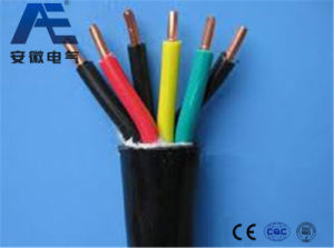 High-Temperature Resistant Control Cable with Fluoroplastics