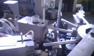 Tube Drilling & Sealing &Capping (screwing) Machine (B. ZFG-II) pictures & photos