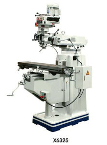 Knee-Type Vertical Milling Machine (X6323A, X6325, X6325D, X6333, X6330A) pictures & photos