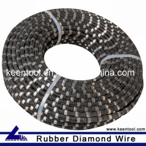 Cured Concrete Cutting Cable Saw pictures & photos
