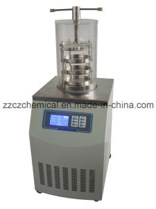 Laboratory Freeze Dryer (LGJ-12 top press type) pictures & photos