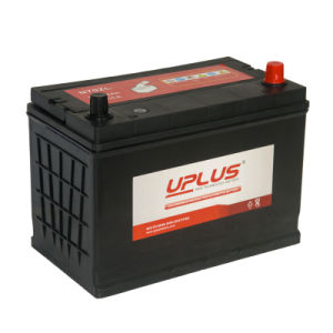 105D31L 12V 83ah High Capacity OEM Mf Lead Acid Automotive Battery pictures & photos