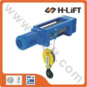 Foot-Mounted Electric Wire Rope Hoist (WHF-B) pictures & photos