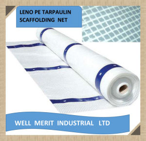 Leno Tarp Scaffolding Tarp Leno Film Roofing Film pictures & photos