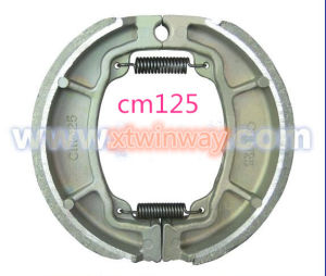 Ww-5138 Non-Asbestos, Cm125 Motorcycle Shoe Brake pictures & photos
