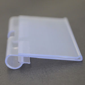 Metal T Price Tag Holder HD-3023 pictures & photos
