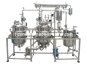 Td Series Miniature Extracting & Concentrating Unit