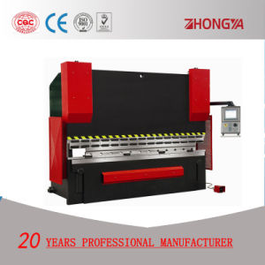 Pbh-125t/2500 CNC Hydraulic Press Brake pictures & photos