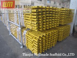 Scaffolding System Vertical Kwikstage Scaffold pictures & photos