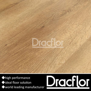 Wood Grain Vinyl Floor Commercial Tiles (P-7113) pictures & photos