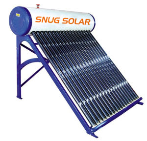 Bathroom Solar Hot Water Heater with CE Certificate pictures & photos