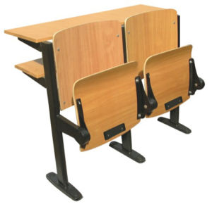 Modern Classroom Furniture Double Desk & Chair pictures & photos