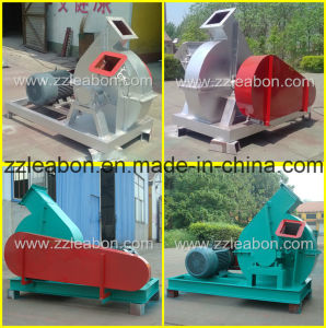 Electric or Diesel Timber Log Wood Chipper pictures & photos